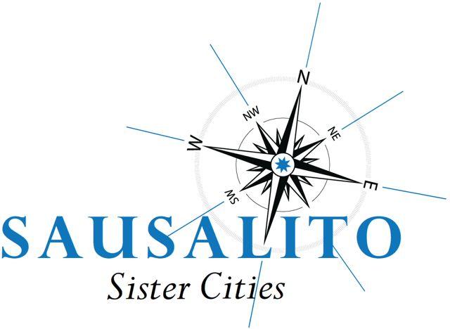 Sausalito Sister Cities, Inc. Retina Logo